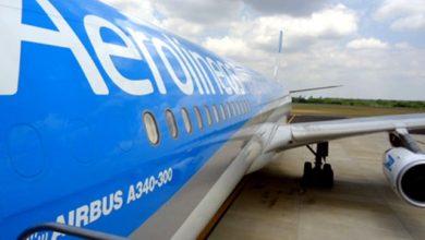 Photo of Reinicio de operaciones: Aerolíneas Argentinas denunciará penalmente a los pasajeros que intenten evadir controles sanitarios.