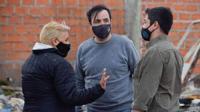 Photo of Río Gallegos, Posible toma de tierras: Autoridades recorrieron los barrios y dialogaron con los vecinos.