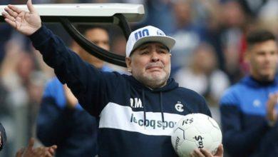 Photo of Tres días de duelo nacional por la muerte de Maradona.