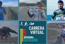 Photo of Gran convocatoria de atletas para la primera Carrera Virtual de Caleta Olivia.