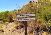 Photo of Los Antiguos, Se realizó la actividad de trekking en Roca Guacha.