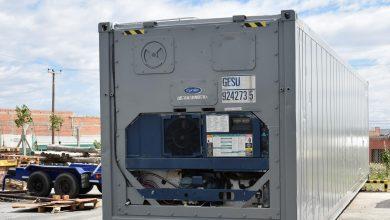 Photo of Río Gallegos, El container que recibió el municipio alcanza una refrigeración de -35°C.