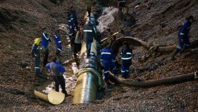 Photo of Caleta Olivia, Repararon la toma de la Planta de Ósmosis y podría comenzar a brindar agua a mitad de semana.