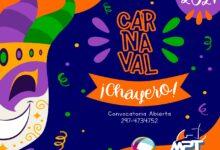 Photo of Pico Truncado, Convocan artistas, artesanos y murgas para participar en la celebración del «Carnaval Chayero 2021».