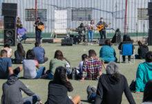 Photo of Músicos locales se presentaron en un Encuentro Folclórico Solidario.
