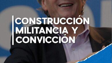 """Photo of Plenario """"CONSTRUCCIÓN, MILITANCIA Y CONVICCIÓN"""" en homenaje a Néstor Kirchner."""