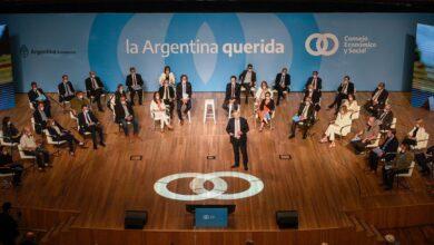 """Photo of El Presidente convocó a """"hacer una sociedad más justa"""" en la que """"apostemos al diálogo y a construir el futuro entre todos""""."""