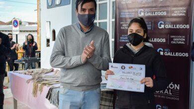 Photo of Río Gallegos, Centro Cultural Manuel Ravallo entregó certificados de los talleres de verano.