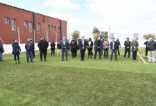 Photo of Fortalecimiento del Deporte: Inauguraron la cancha de e césped sintético del Club Independiente PSJ.
