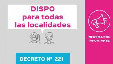 Photo of Continua el distanciamiento social y obligatorio en Santa Cruz.
