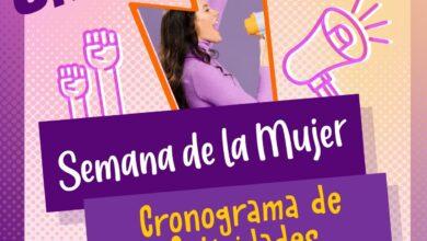 Photo of Pico Truncado, Semana de actividades en conmemoración por el Día Internacional de la Mujer.