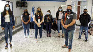 Photo of Caleta Olivia, Producción recibió visita de Comercio y Defensa al Consumidor de Río Gallegos.