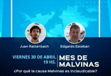 Photo of Invitan a participar de una charla entrevista en el marco del Mes de Malvinas.