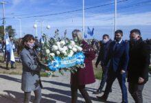 Photo of El Gobierno Provincial acompañó el acto homenaje a veteranos y caídos en la Guerra de Malvinas.
