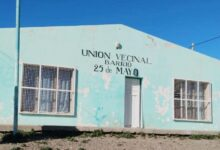 Photo of Caleta Olvia, Unión Vecinal del Bº 25 de Mayo comenzó con actividades.