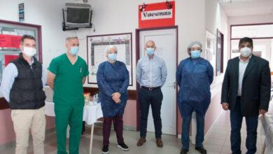 Photo of El Ministro de Salud dijo que Caleta Olivia hace un trabajo destacado en la prevención y control de la Pandemia.