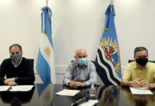 Photo of Caleta Olivia, Cotillo recibió al secretario de Deportes quien tendrá una importante agenda con los clubes de la ciudad.