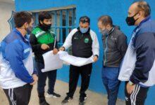 Photo of Continúa el trabajo con clubes de la zona norte de Santa Cruz.