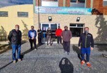 Photo of Autoridades provinciales realizaron relevamientos en instituciones deportivas.