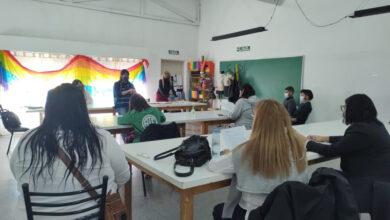 """Photo of Caleta Olivia, Brindan asesoramiento a organizaciones sociales que decidan sumarse al programa """"Producir""""."""
