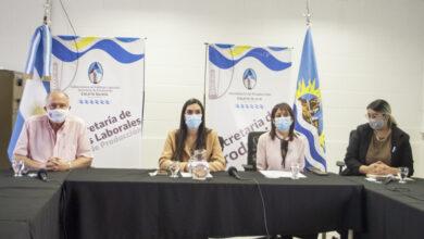 Photo of Caleta Olivia, Inicio y presentación de los cursos del programa Promover Igualdad de Oportunidades