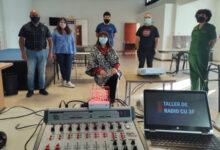 """Photo of Caleta Olivia, Continúa la segunda jornada del """"Taller de Radio Integral"""" para jóvenes."""