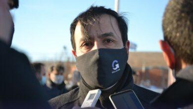 """Photo of Río Gallegos, Pablo Grasso: """"El NIDO estaba pagado el 100%""""."""