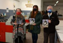 Photo of El Gobierno hizo entrega de 100 cuadernillos que serán destinados a estudiantes de escuelas rurales.