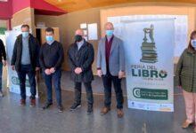 Photo of Caleta Olivia, Feria del Libro: El Intendente Municipal recorrió las instalaciones, previo a la inauguración.