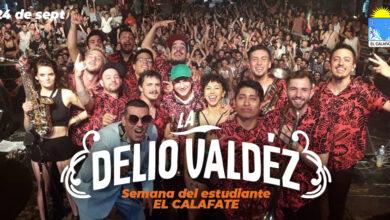Photo of El Calafate, Vuelven las fiestas populares a la ciudad con la presentación de «La Delio Valdez».