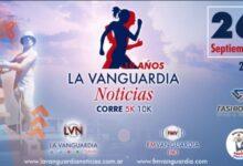 """Photo of Caleta Olivia, El Municipio acompaña el evento """"Vanguardia Noticias Corre""""."""