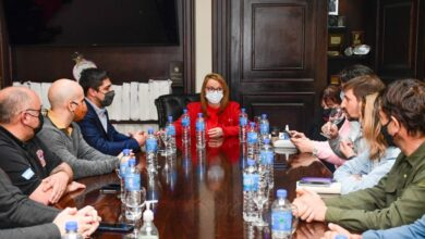 Photo of El Gobierno concretó mesa de trabajo con especialistas del Instituto Nacional de Prevención Sísmica.